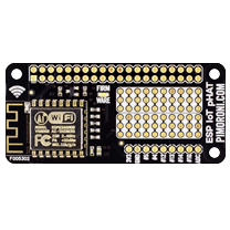 ESP IoT pHAT at Raspberry Pi GPIO Pinout
