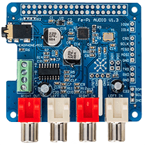 Fe-Pi Audio Card