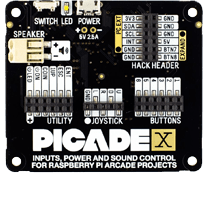 Picade X HAT