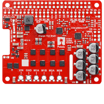 Dual G2 High-Power Motor Driver