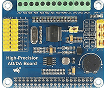 High-Precision AD/DA Board